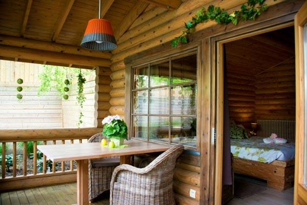Sauna - Burmtiende in Temse - Oost Vlaanderen