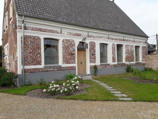 Sauna - Les Salonnières in Zingem - Oost Vlaanderen