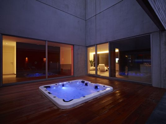Sauna - Aquabello in Roeselare - West Vlaanderen