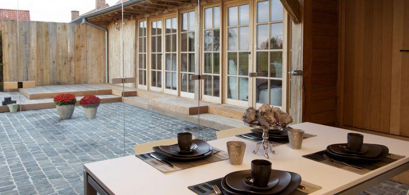 Sauna - Ontspanningshuis LYF in Lichtervelde - West Vlaanderen