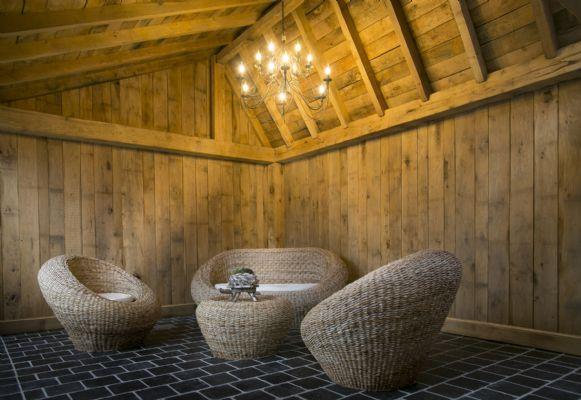 Sauna - Sauna Inge in Kortemark - West Vlaanderen